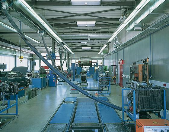 Neubau Schulungs- und Werkstatträume in Tuttlingen