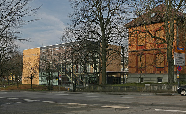 Neubau Schulgebäude Feintechnikschule in Villingen-Schwenningen