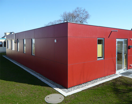 Neubau Kinderkrippe in Villingendorf