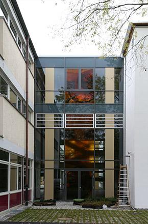 Erweiterung Schulgebäude Schlossbergschule in Wehingen