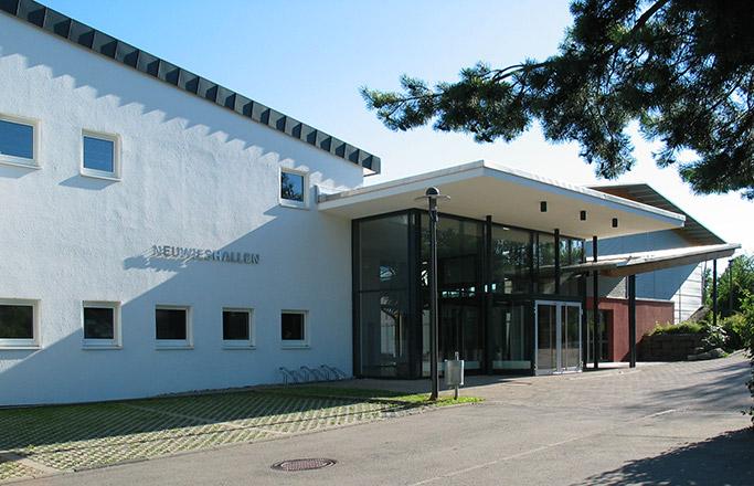 Umbau Festhalle in Wellendingen