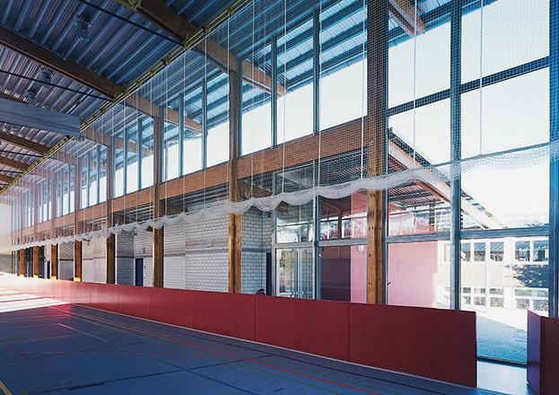 Neubau Sporthalle in Wellendingen