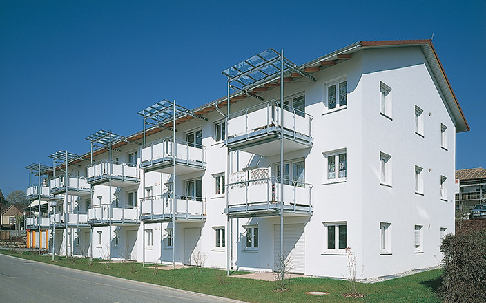 Neubau Seniorenwohnungen in Zimmern ob Rottweil